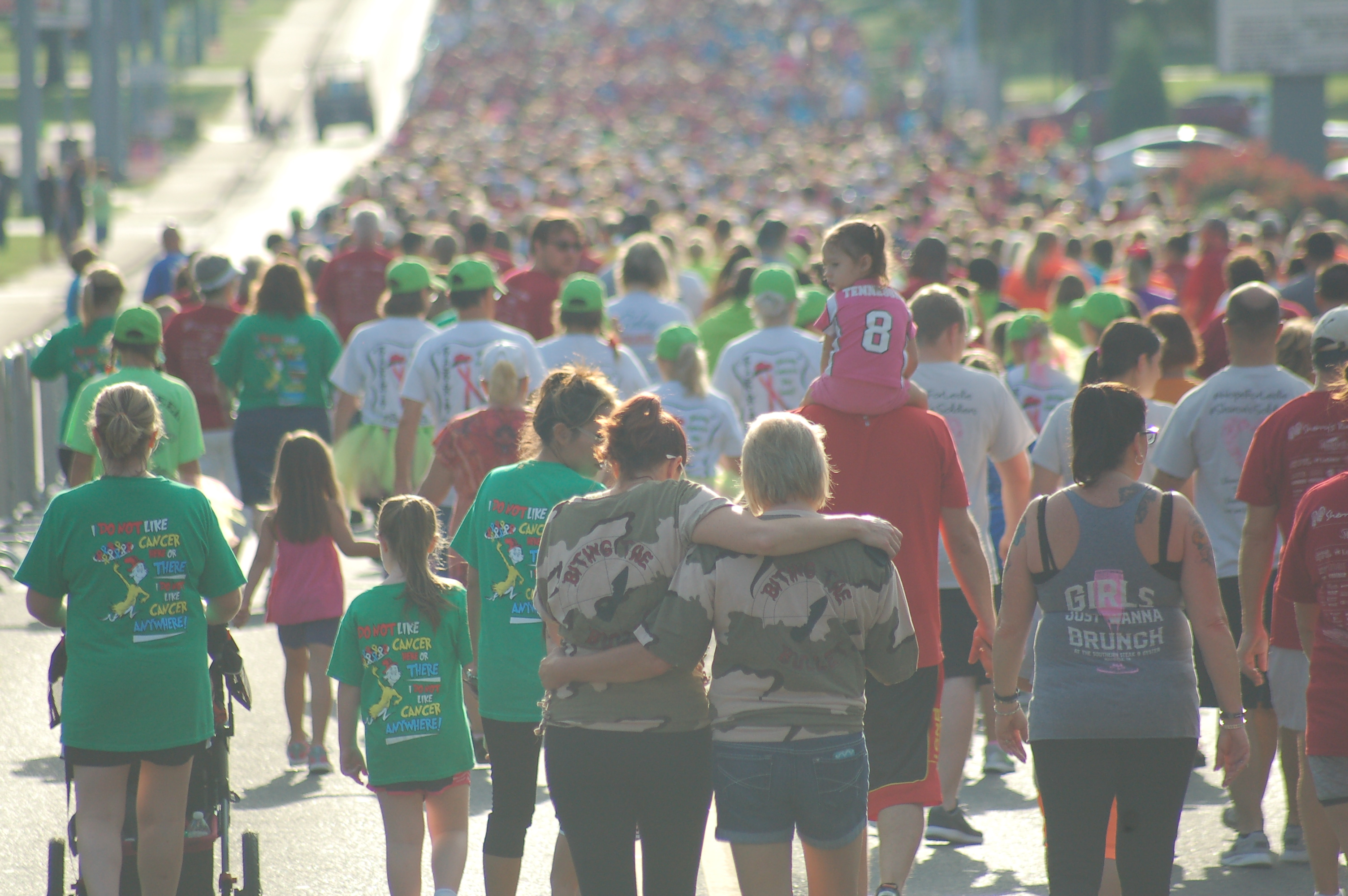 13th Annual Sherry's Run - Overwhelming Community Support