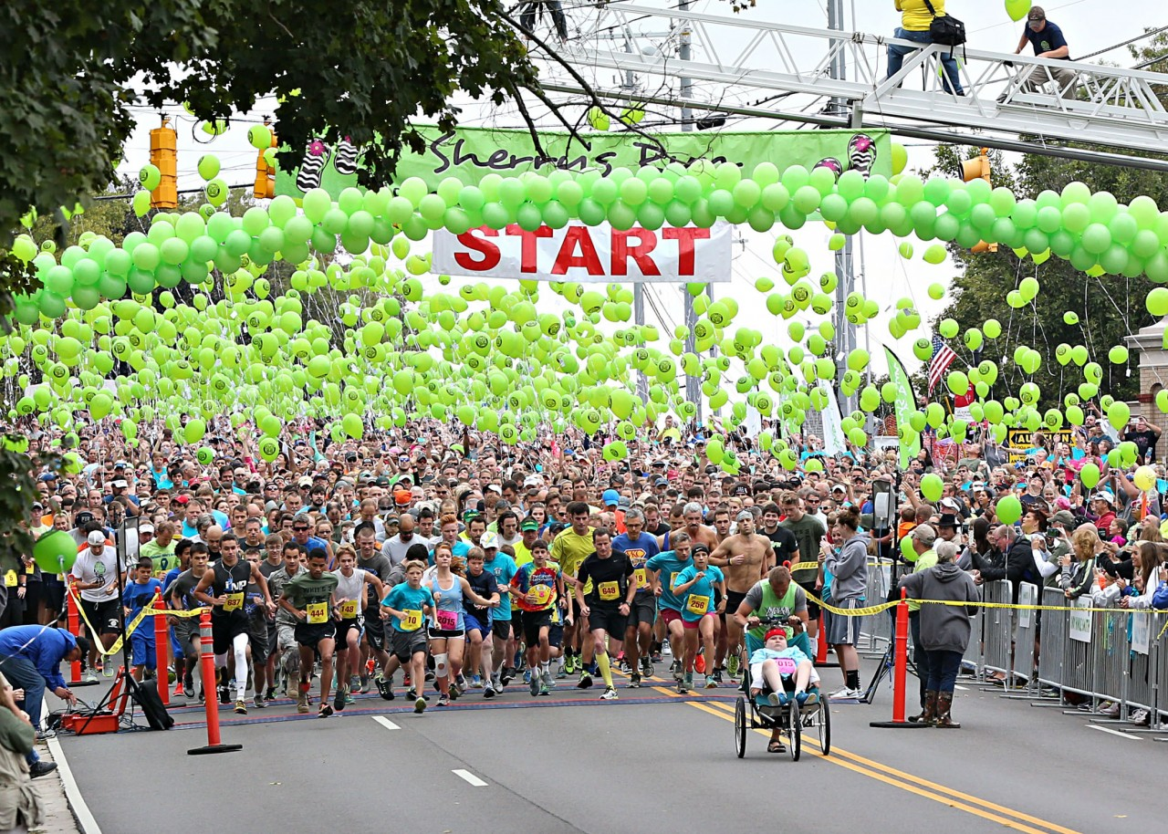 12th Annual Sherry's Run - An Explosion Of Grace