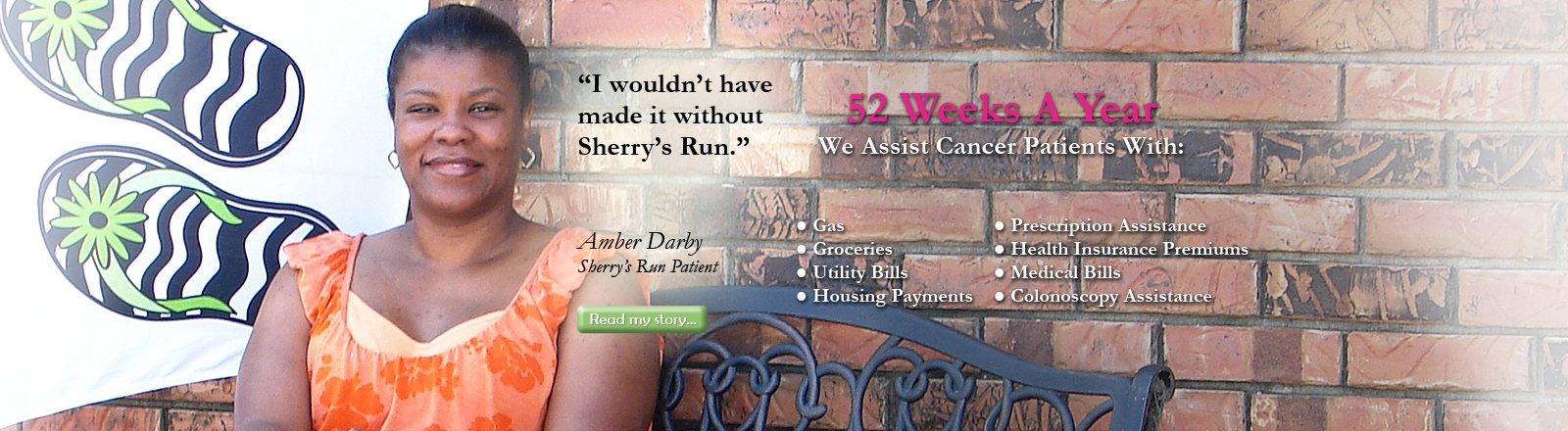 Sherry's Run - Amber Darby