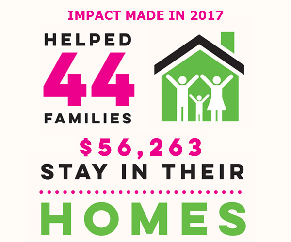 mobile slide 2017 Impact homes 44families