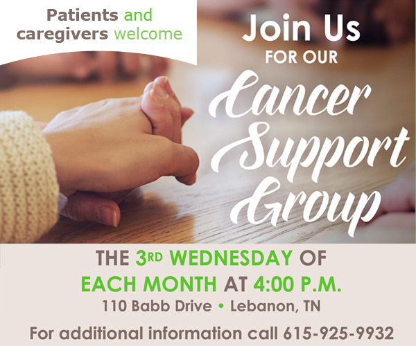 mobile slide 2018 Cancer Support