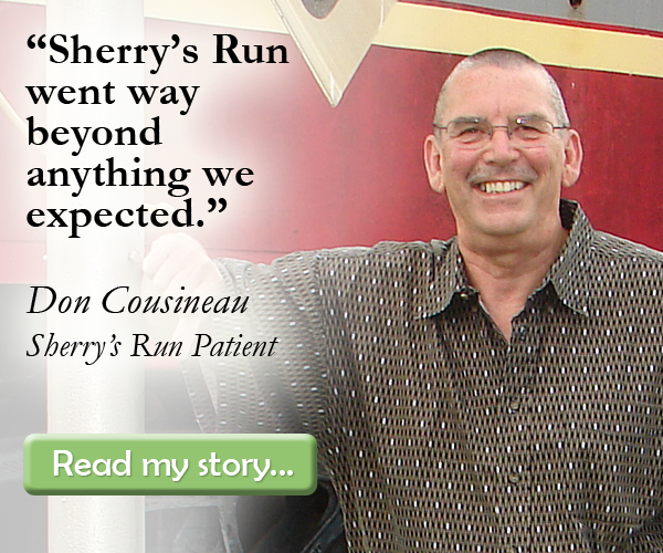 Sherry's Run - Don Cousineau