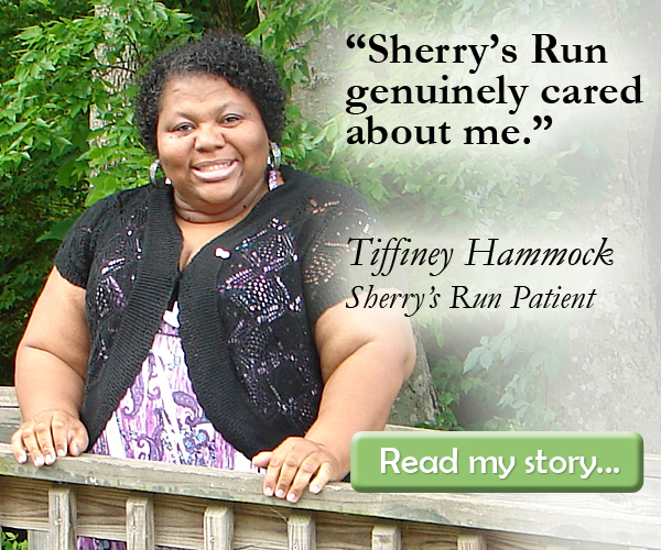 Sherrys Run - Tiffiney Hammock